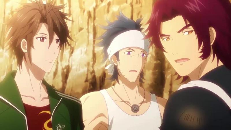 Touken Ranbu: Hanamaru 2 сезон 10 серия / Танец мечей: Цветочный круг 2 сезон 10 серия