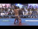Kento Miyahara vs. Yoshitatsu AJPW - Royal Road Tournament 2017 - Day 3