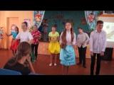 Танец 8-Б класс День Учителя