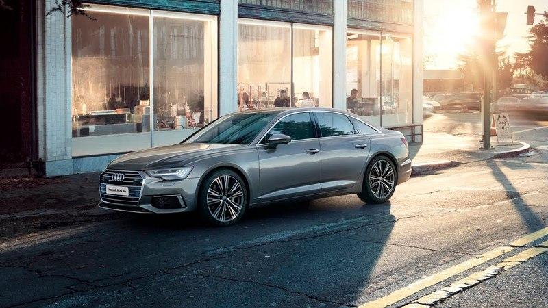 Смелее, чем вы думаете. Обзор нового Audi A6 от Motor.ru