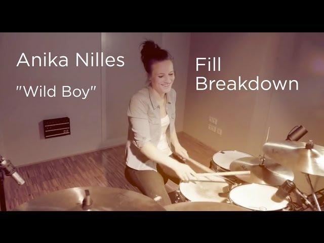 Anika Nilles Wild Boy Fill Breakdown