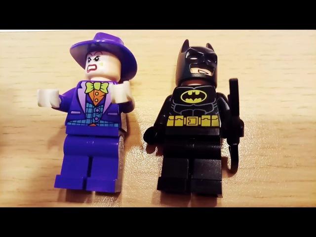 Legomonsters Riddler Aliexpress и летающий Джокер