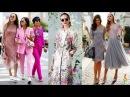Модные образы весна лето 2018 фото обзор идей новинки одежды 💎 Самые красивые и стильные луки
