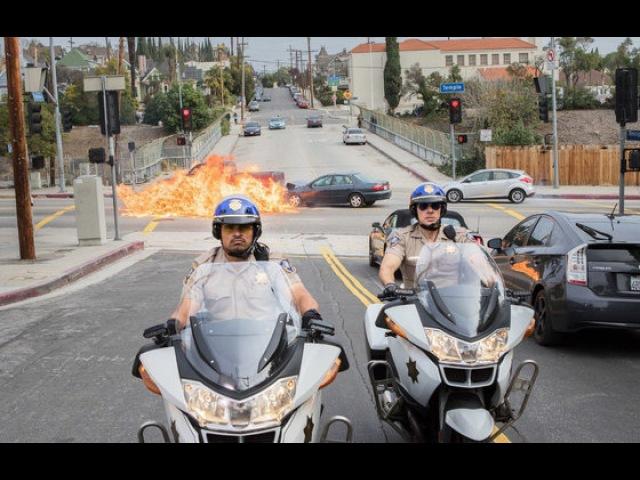 Видео к фильму «Калифорнийский дорожный патруль» (2017): Трейлер (русский язык)