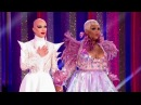 Sasha Velour vs Peppermint Its Not Right But Its Okay WINNER ANNOUNCEMENT