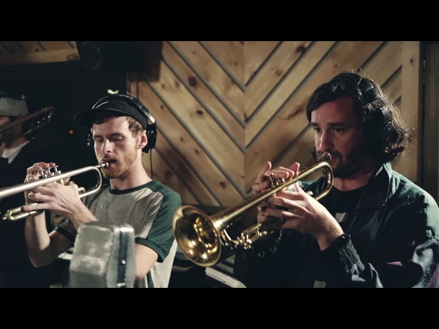 HIGH MIGHTY BRASS BAND - Feel It Still (PORTUGAL. THE MAN) COVER