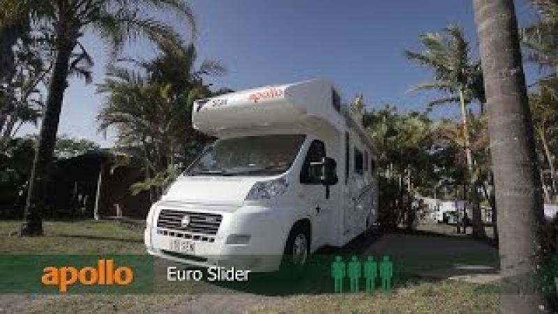 Euro Slider Motorhome Full show through video