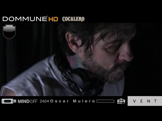 Oscar Mulero Live At Dommune Tokyo 23 01 2018