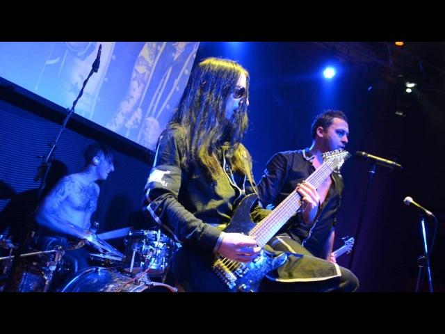 Stoneman - Mord ist Kunst (14.10.2016 Moscow Mezzo Forte)