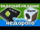 Видеонаблюдение своими руками через интернет облачное Xiaomi xiaofang X2 TV Box tinyCam