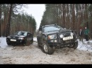 Sarov4x4. Трехлетие. Off road Uaz Patriot, Lada 4x4, Mitsubishi L200, Pajero Sport (1st gen)