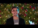 Миша Пунтов Поздравляет Зрителей Bridge TV Русский Хит с Новым 2018 Годом