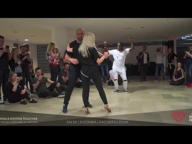 Kizomba - Enah Moun Carolina - Urban Kiz