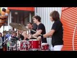 Safri duo - Bongo song (cover), Шоу барабанщиков Сергея Шептунова, Минск, Беларусь