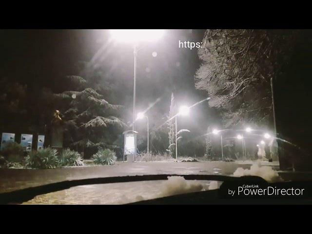 Погода в Керчи: снег, тишь, март