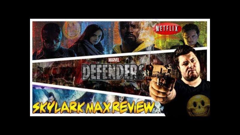 Защитники|THE DEFENDERS Обзор Сериала