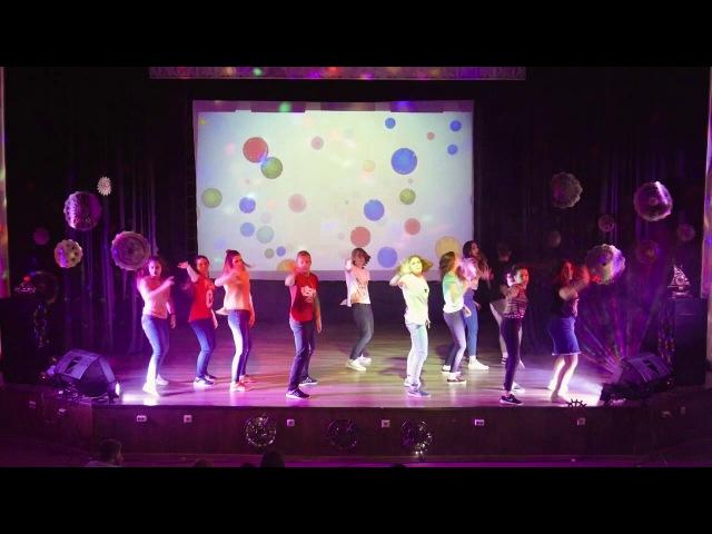 ЛЕТО, 2017 :: ТРЕТЬЯ СМЕНА / Гала-концерт - Танец вожатых «УВЛИУВТ»