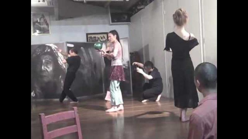 Yoshito Ohno Butoh Workshop in Japan 69