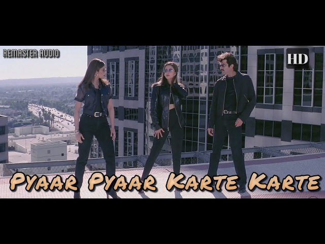 Pyar Pyar Karte Karte - Judaai (1997) Full Video Song *HD*