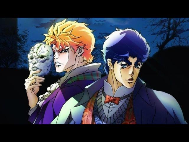 JoJo OP1「PHANTOM BLOOD」(Gachimuchi Edition)