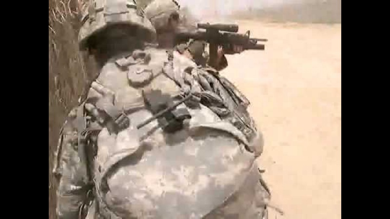 1st Plt Aco 1/12CAV Baqubah, Iraq 06/07