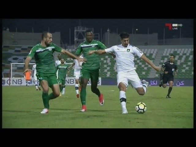 02.11.2017. QLS1718 Аль-Ахли Доха 1 - 2 Аль-Садд . Матч без Хави.
