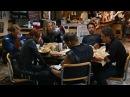 The Avengers Shawarma Post Credits Scene