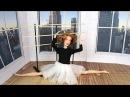 БАЛЕТНАЯ СТУДИЯ В ШКОЛЕ Как сделать Домик для Кукол Своими Руками Для Барби