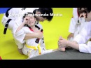 Taekwondo no easy!If you want to be a genius, you must work harder than others.