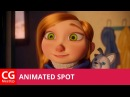 CGI Animated Spot: The List Animated Short by Passion Pictures and Milford Creative Studio