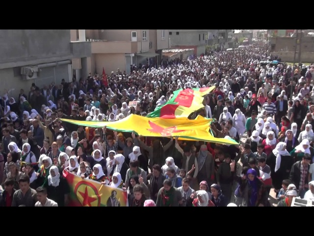 Şehit Viyan Peyman- YPG gerillası M.Şirin Ormanlı (Welate Zer) anısına