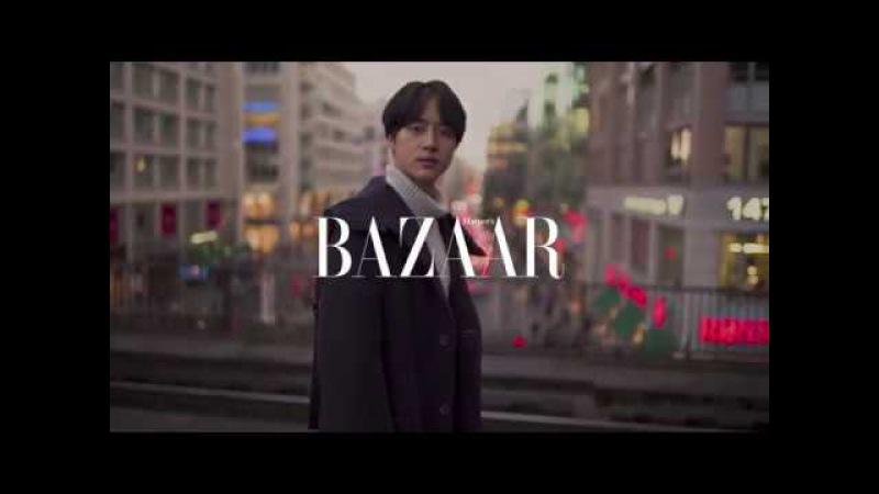 HARPERS BAZAAR - Yang Sejong in Berlin