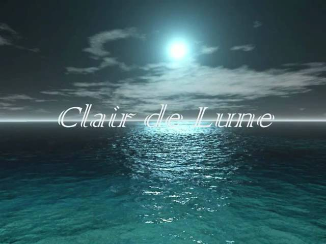 Claude Debussy Clair de Lune Orchestral