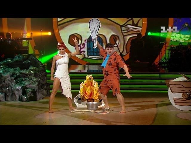 Юрій Ткач та Ілона Гвоздьова – Афро-джаз - Танці з зірками