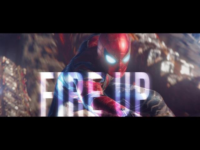 Marvel || gotta fire up