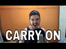 Carry On - MANOWAR cover