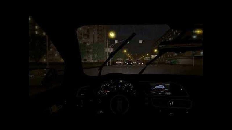 Audi RS 4 (B8) Drive