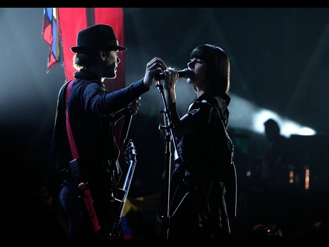 30 Seconds To Mars Ft Ely Guerra - From Yestreday (MTV Awards)