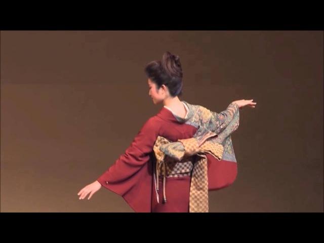 SHITO HISAYO COLLECTION 第1部 KIMONO紫藤尚世
