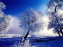 Фото слайд-шоу Природа. Зима.