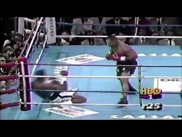"""Roy Jones Jr. Highlights 👑 on Instagram: """"Mike Tyson knock outs with happy music 🎶 👊 Merry Christmas! 🎄✨💫 miketysonmondays ir..."""