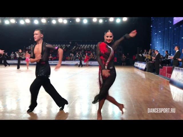 Dmitry Kulebakin - Daria Sviridenko, RUS, Final Samba