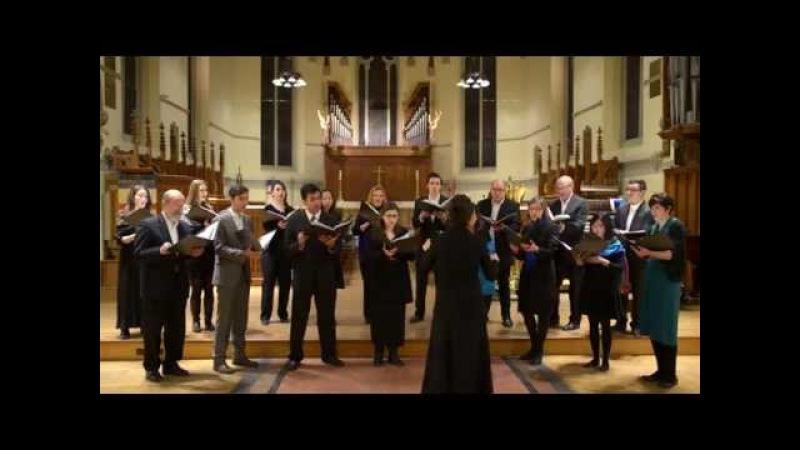 Cantabile Chamber Singers: Singmotets:Karl Jenkins Exsultate Jubilate.
