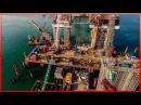 КРЫМСКИЙ МОСТ Строительство сегодня 23 11 2017 Керченский мост