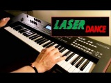 Laserdance - Timeless Zone on Yamaha moXF6 by Piotr Zylbert (HD)