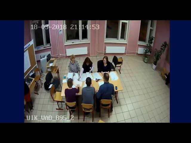 Подсчётголосов. За Путина никто не проголосовал (перепост)