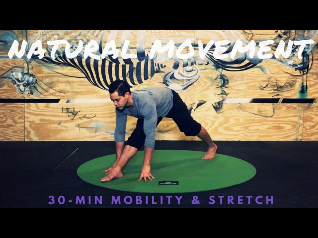 Stay Loose Natural Movements for Mobility Stretching