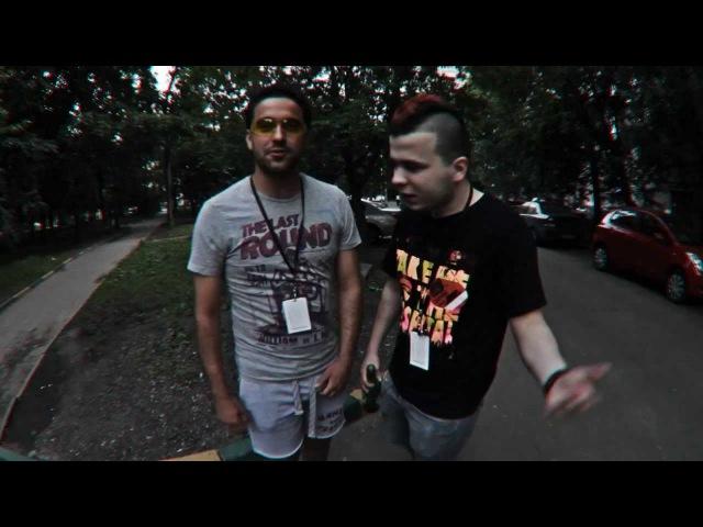 Renegade Cinema: The Prodigy in Kiev 04.06.2013