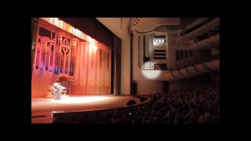 Г.Гендель - Ода. Невретдинов Ильяс(труба), Алиса Гицба(вокал), Людмила Камелина(орган)