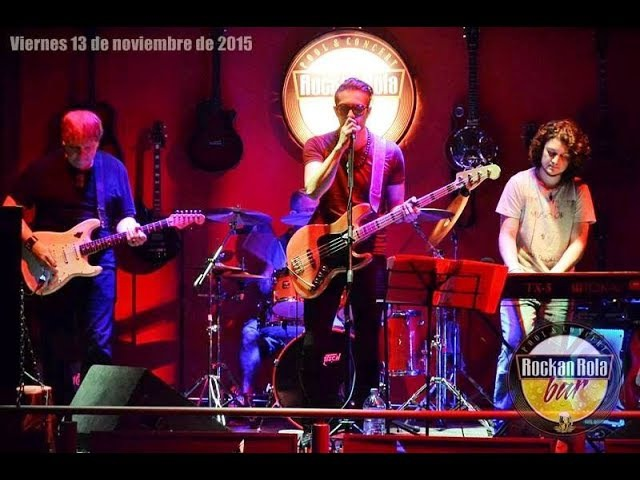 First Underground Nuclear Kitchen (Glenn Hughes)- G H Project - Live 2015 Rockan Rola Bar